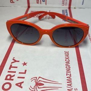 Chanel Cat Eye Orange Sunglass CH 5252Q c.1429/S6